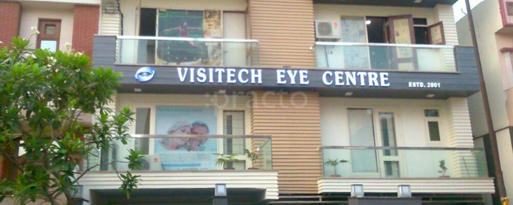 Visitech Eye Centre Jasola Vihar